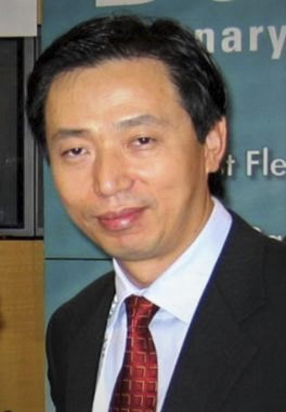 国際診療室室長 谷村哲明