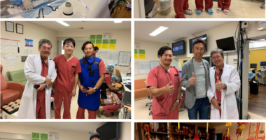 EVT Training Course Sapporo Live Demonstration Course 2019